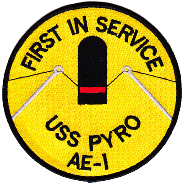 USS Pyro (AE-1)