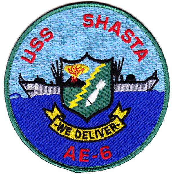 USS Shasta (AE-6)