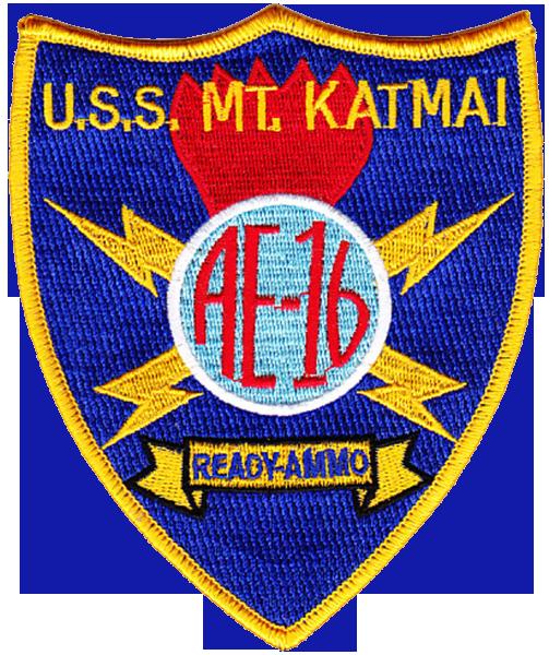 USS Mount Katmai (AE-16)