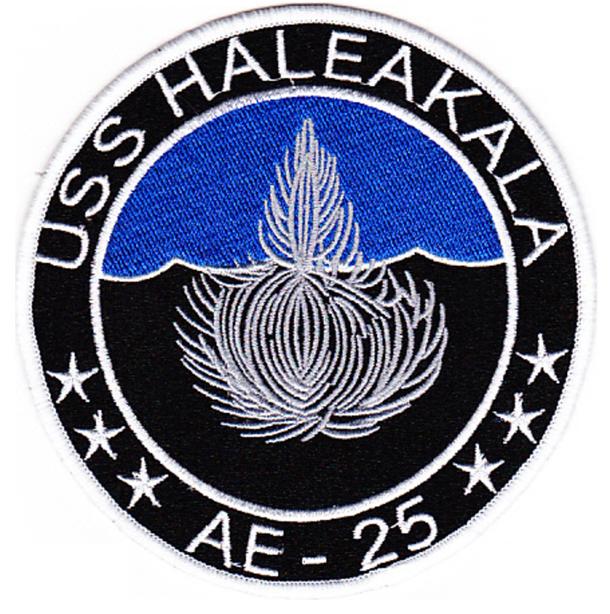 USS Haleakala (AE-25)