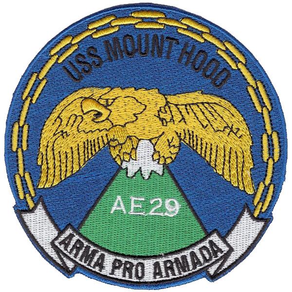 USS Mount Hood (AE-29)