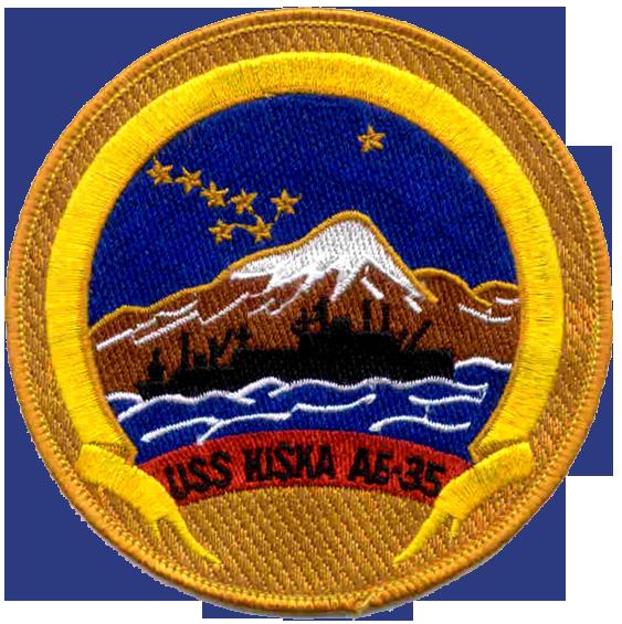 USS Kiska (AE-35)