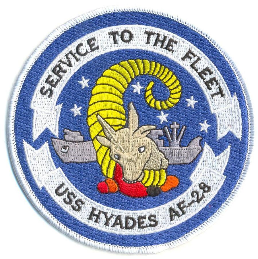 USS Hyades (AF-28)