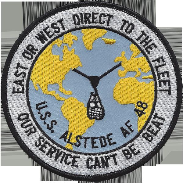 USS Alstede (AF-48)