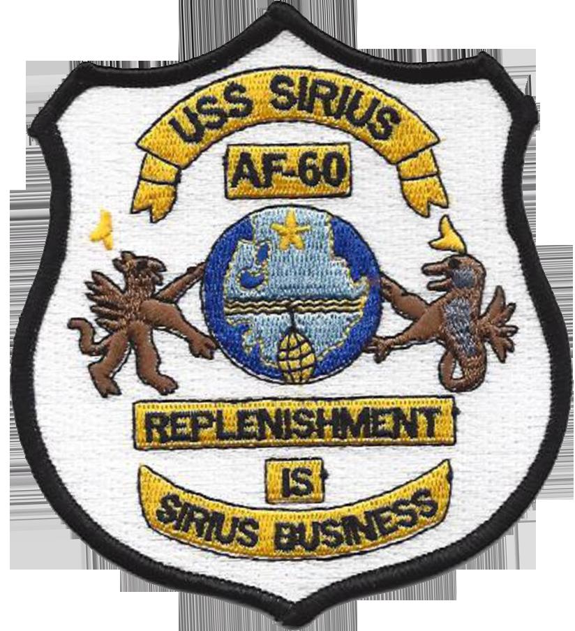 USS Sirius (AF-60)