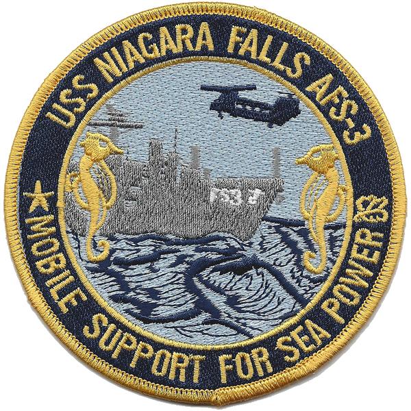 USS Niagara Falls (AFS-3)