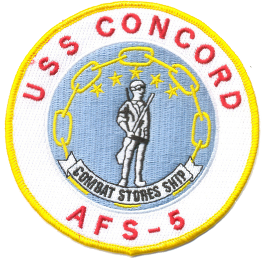 USS Concord (AFS-5)