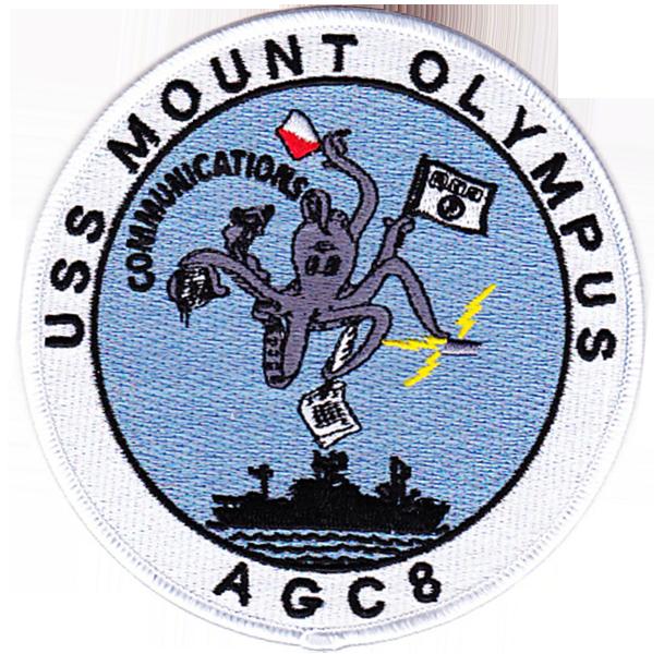 USS Mount Olympus (AGC-8)