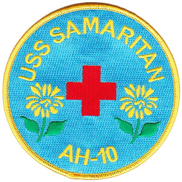 USS Samaritan (AH-10)