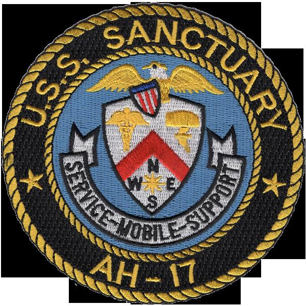 USS Sanctuary (AH-17)