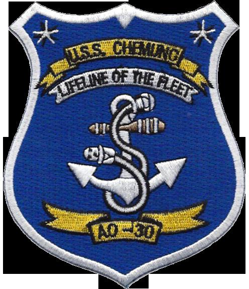 USS Chemung (AO-30)