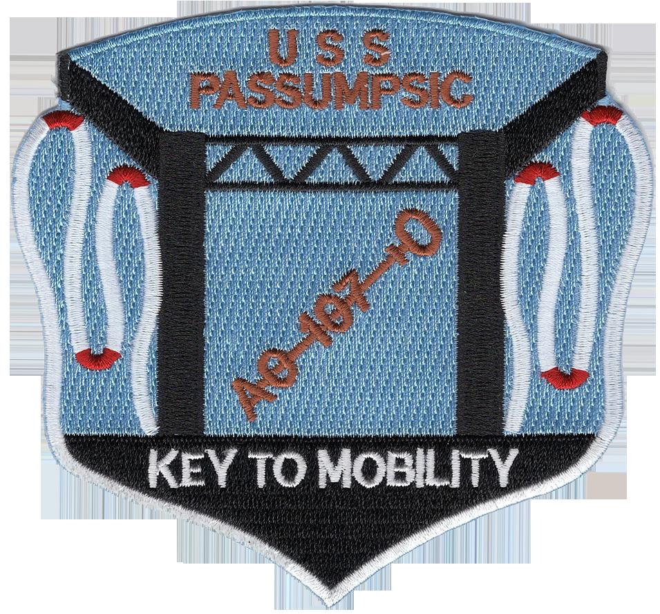 USNS Passumpsic (T-AO-107)