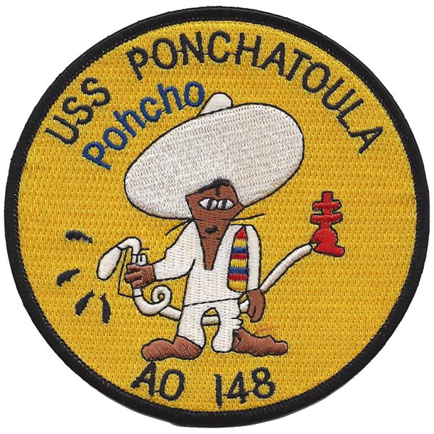 USS Ponchatoula (AO-148)