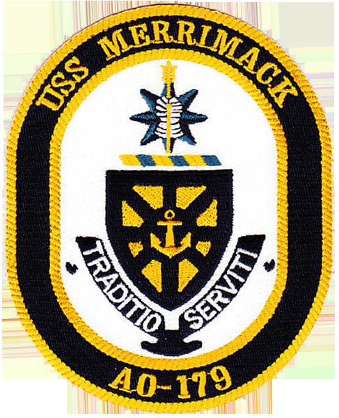 USS Merrimack (AO-179)