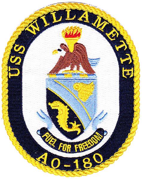 USS Willamette (AO-180)