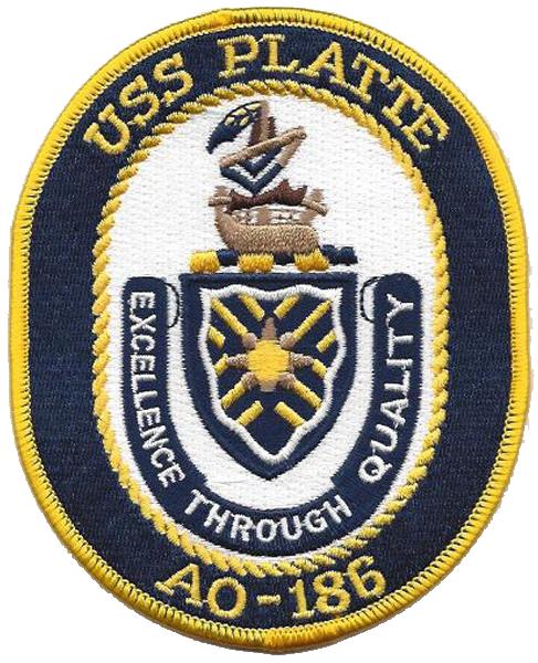 USS Platte (AO-186)