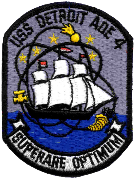 USS Detroit (AOE-4)