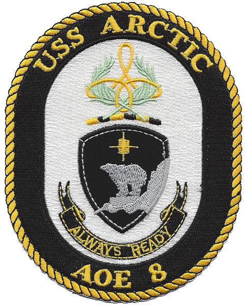 USS Arctic (AOE-8)