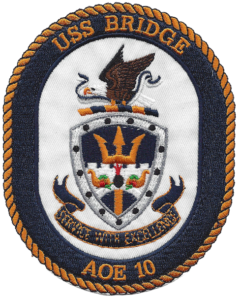USS Bridge (AOE-10)