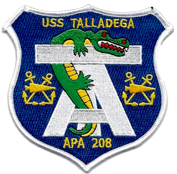 USS Talladega (APA-208)