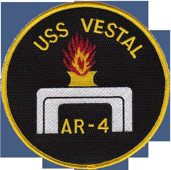 USS Vestal (AR-4)