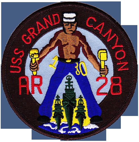 USS Grand Canyon (AR-28)