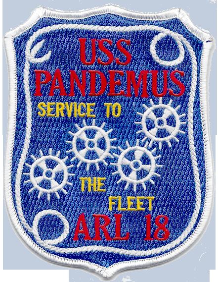 USS Pandemus (ARL-18)