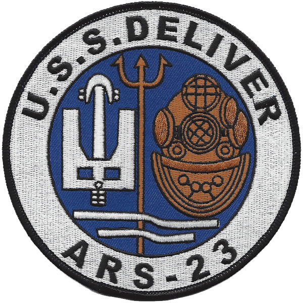 USS Deliver (ARS-23)