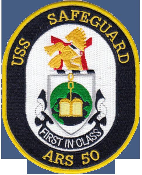 USS Safeguard (ARS-50)
