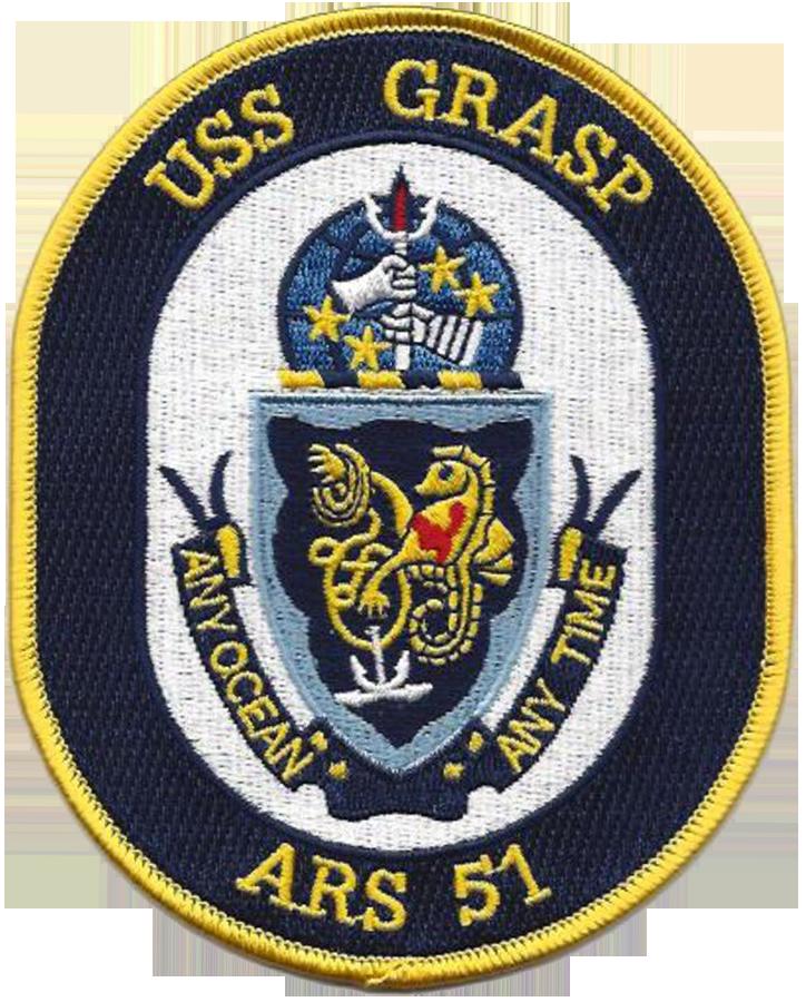 USS Grasp (ARS-51)