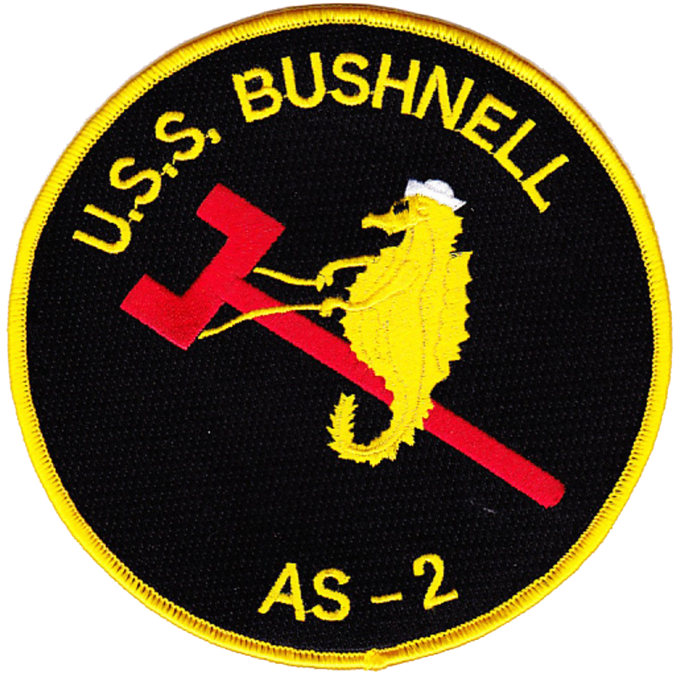 USS Bushnell (AS-2)