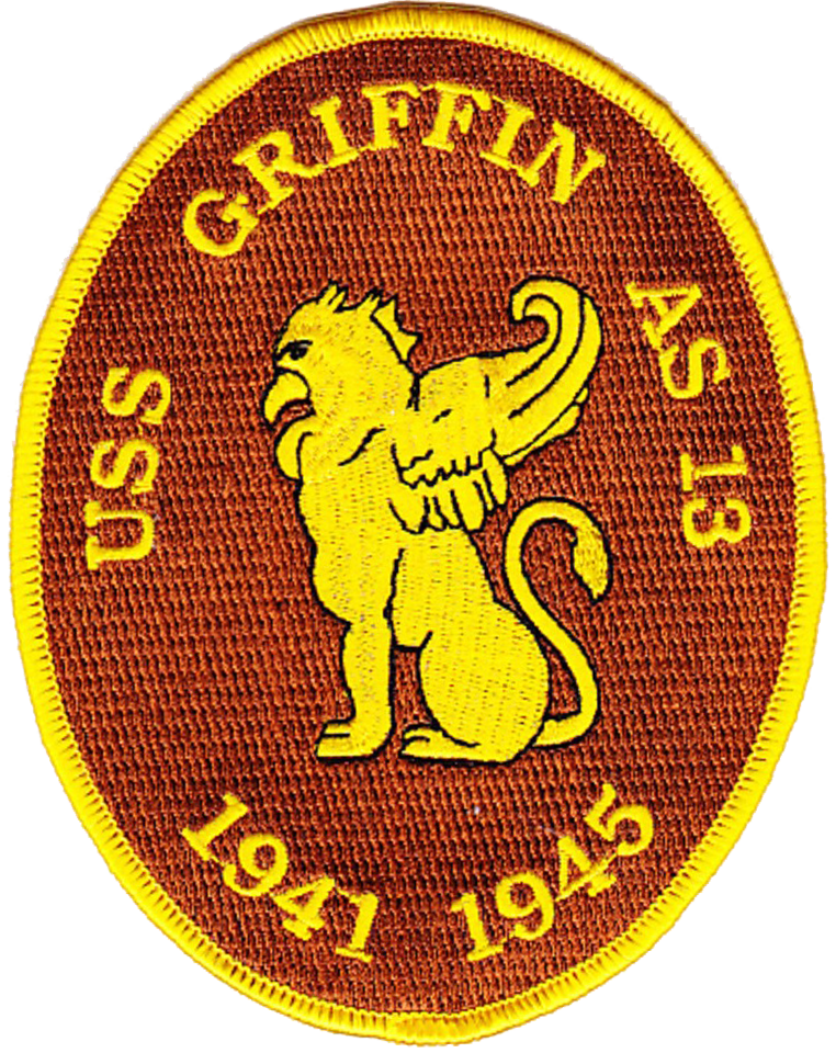 USS Griffin (AS-13)