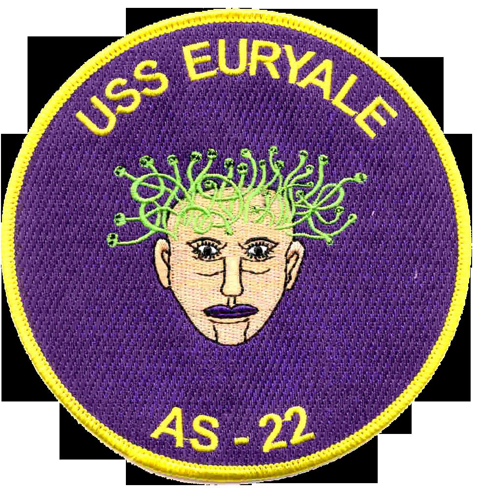 USS Euryale (AS-22)