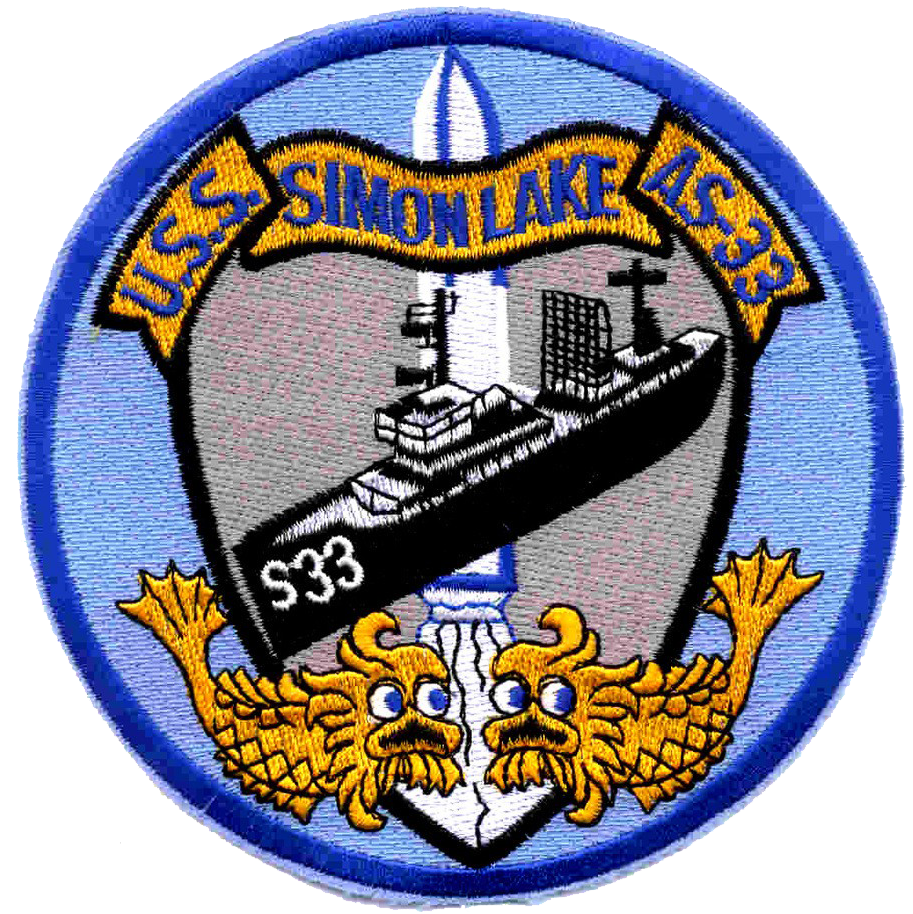 USS Simon Lake (AS-33)