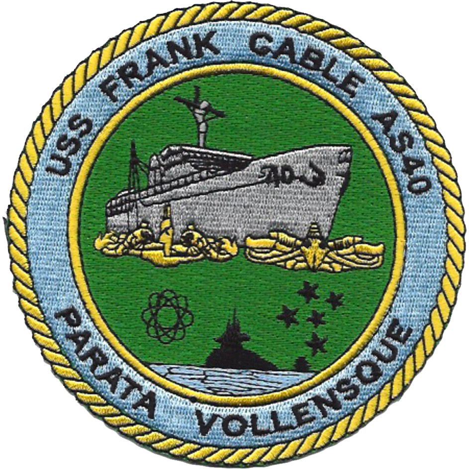 USS Frank Cable (AS-40)
