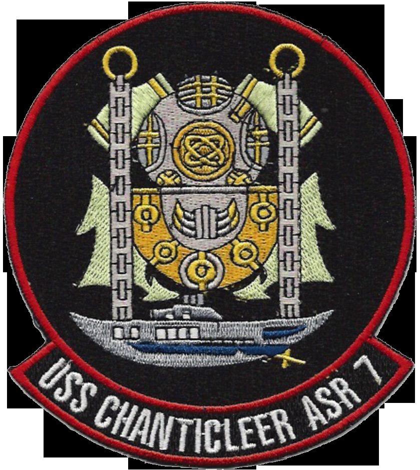 USS Chanticleer (ASR-7)