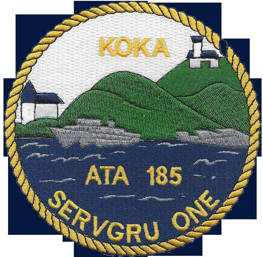 USS Koka (ATA-185)