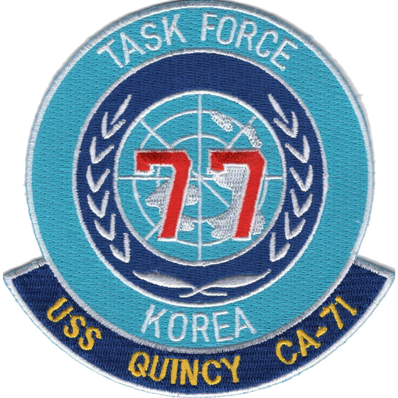 USS Quincy (CA-71)