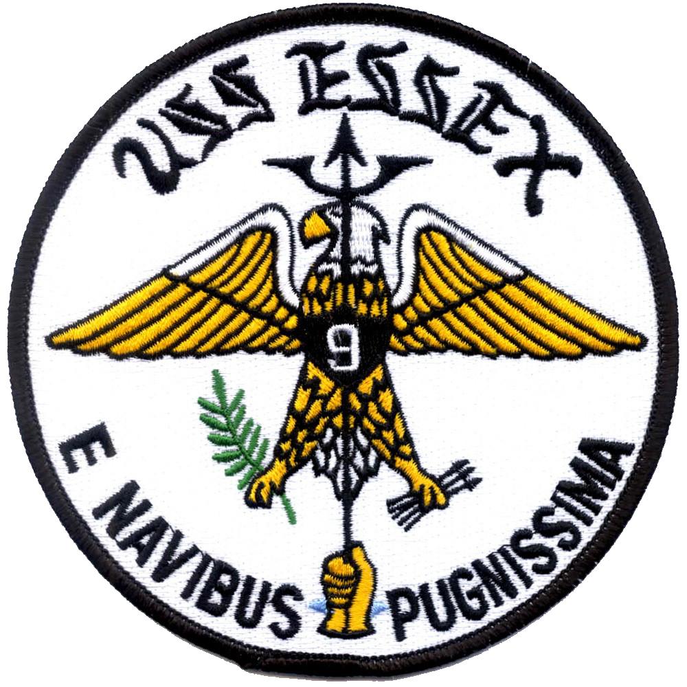 USS Essex (CV-9)