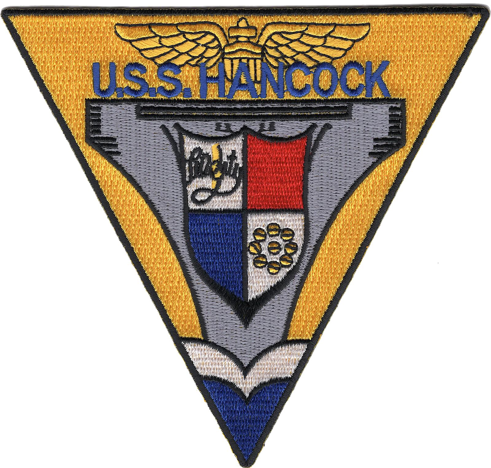 USS Hancock (CV-19)