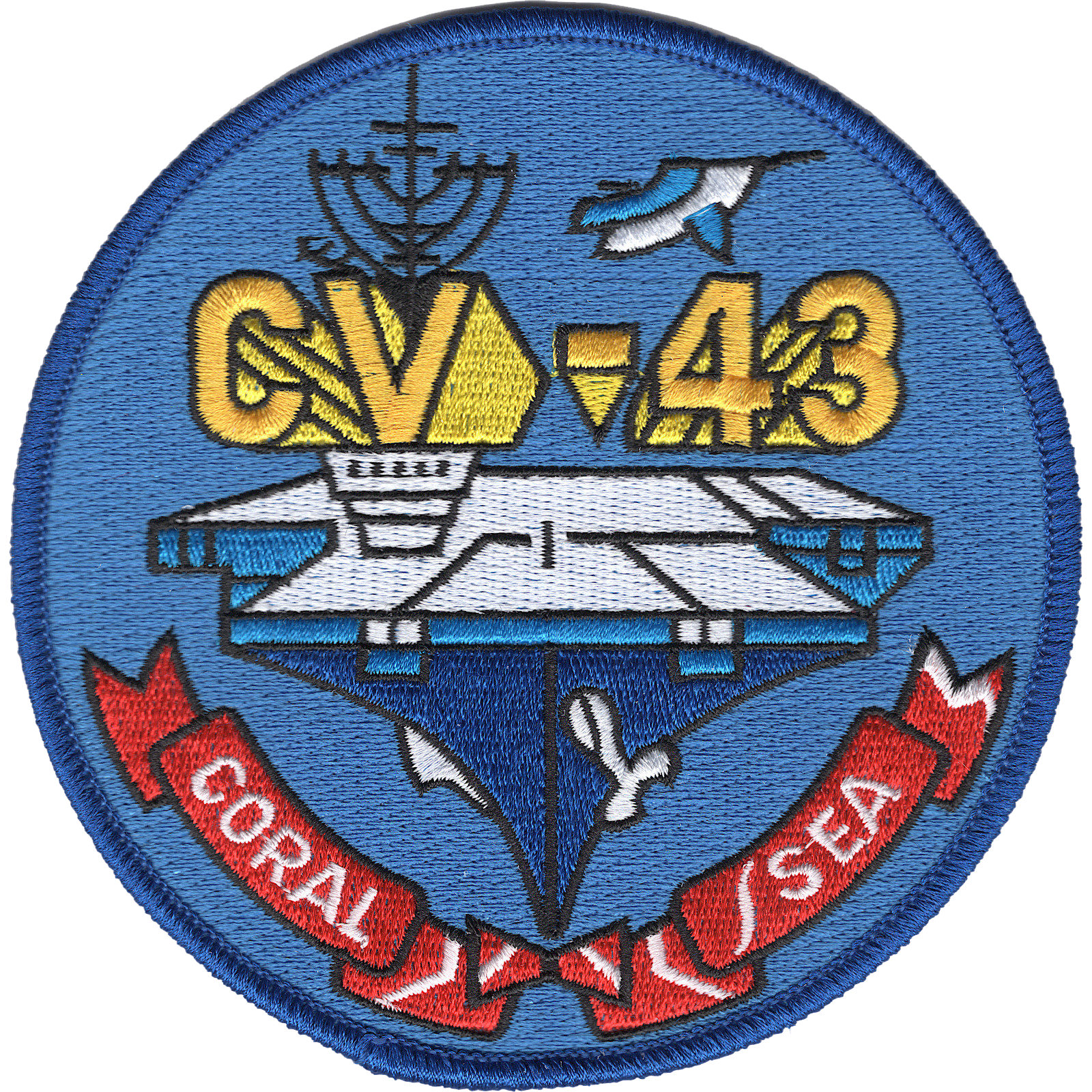 USS Coral Sea (CV-43)