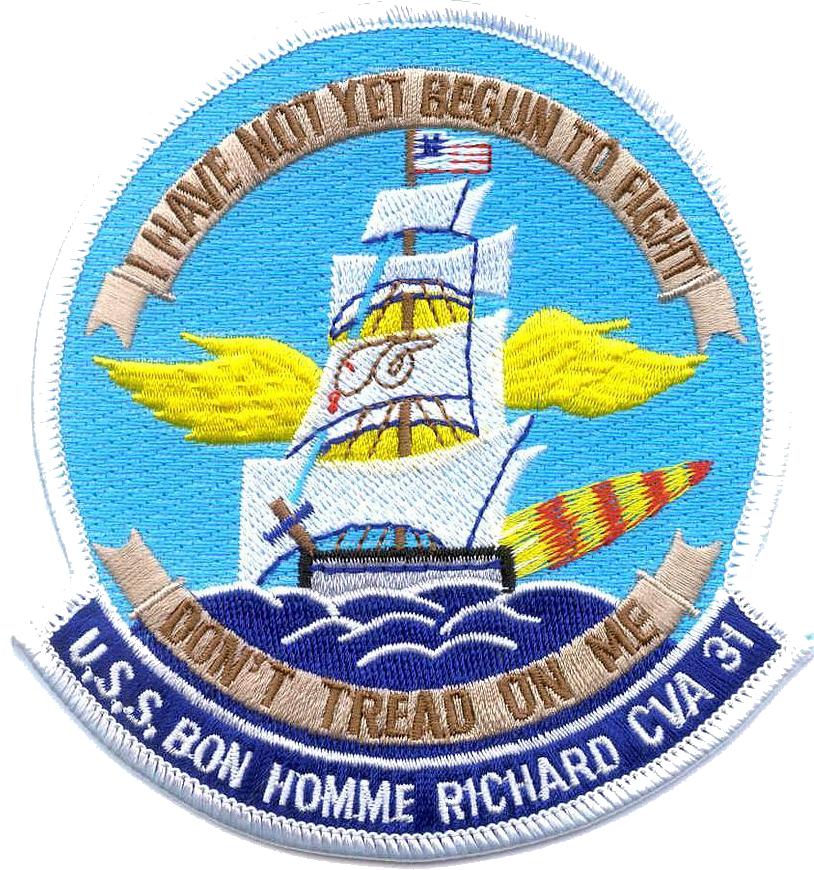 USS Bonhomme Richard (CVA-31)