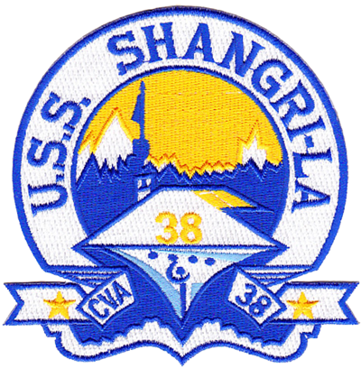 USS Shangri-La (CVA-38)