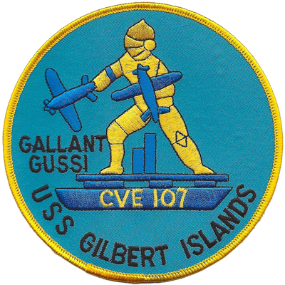 USS Gilbert Islands (CVE-107)
