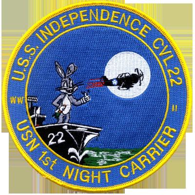 USS Independence (CVL-22)