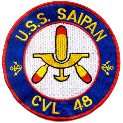 USS Saipan (CVL-48)