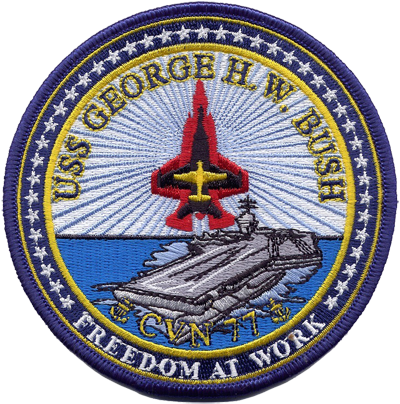 USS George H. W. Bush (CVN-77)