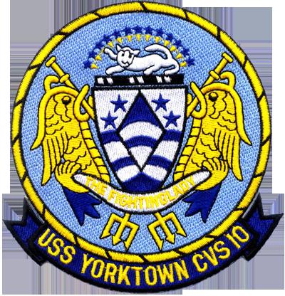 USS Yorktown (CVS-10)