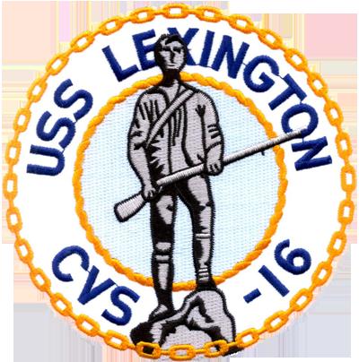 USS Lexington (CVS-16)