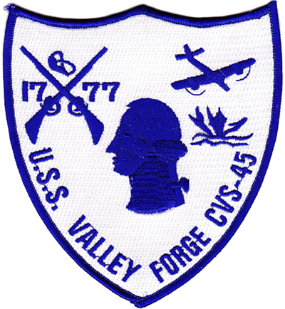 USS Valley Forge (CVS-45)